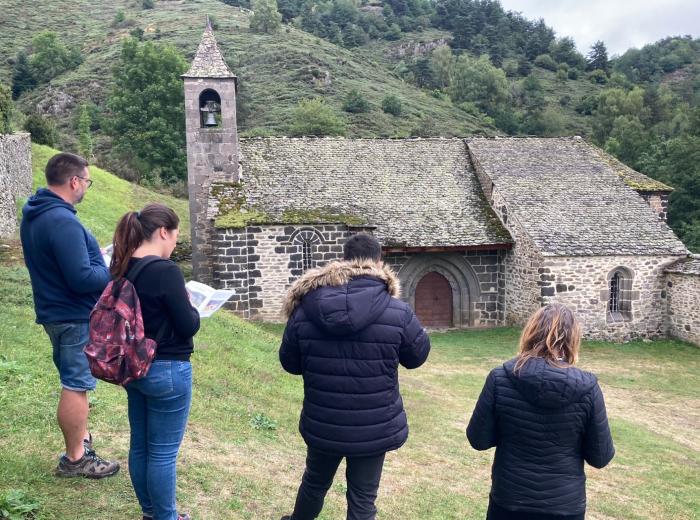 INFA parcours persévérance Saint-Flour