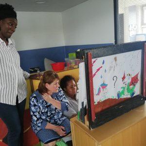 Animation à la Crèche Kangourou pour nos stagiaires en CAP AEPE