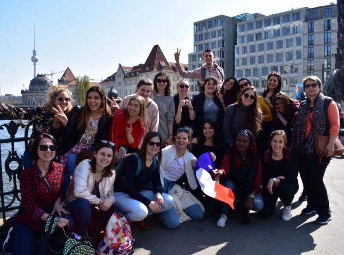 Le Berlis Projekt, le projet mobilité de nos stagiaires
