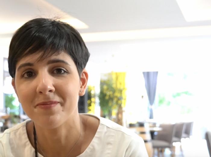 Entrevue avec Naoëlle D'Hainaut