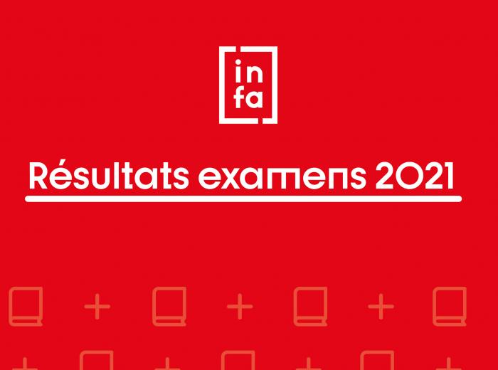 résultats_examens_Fondation_INFA