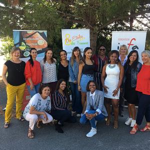 Bienvenue à la nouvelle promotion des Étoiles et des Femmes à Montpellier !