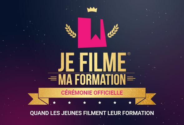 Je filme ma formation - Trophée de bronze pour l'INFA Gouvieux