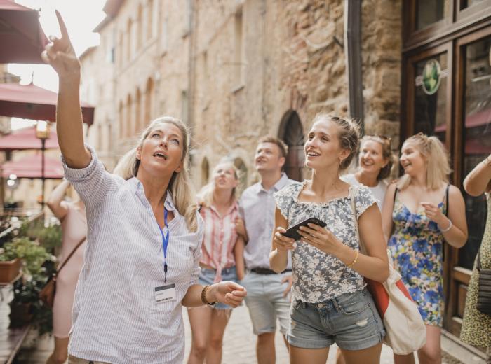 charge de mission touristique infa