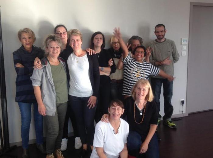 Fin de nos deux groupes « Prestation d'élaboration et validation du projet professionnel » sur Brioude et le Puy-En-Velay !