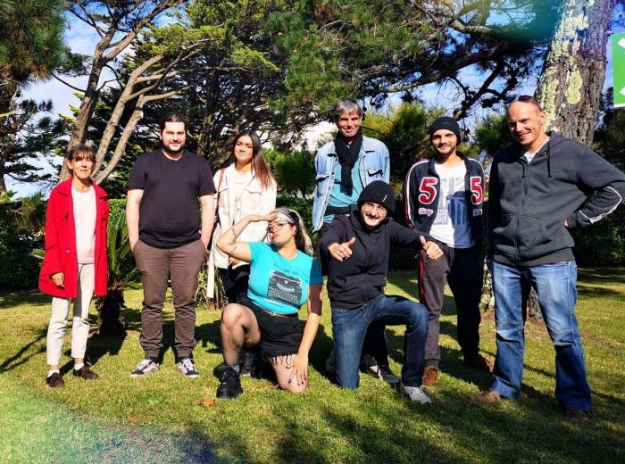 INFA web et radio groupe 2021