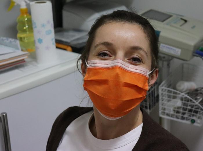 Nos stagiaires se mobilisent contre le coronavirus