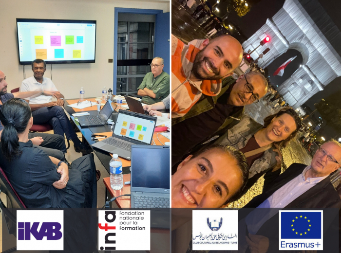 INFA collaboration européenne