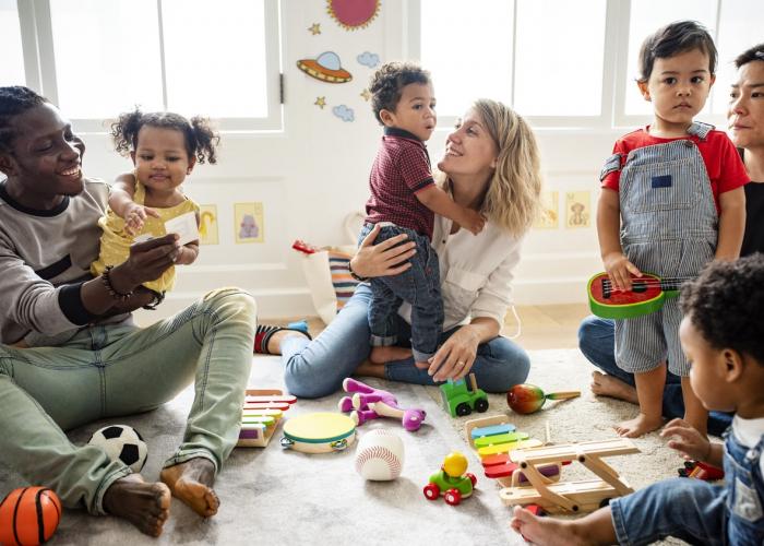 INFA Auxiliaire de Puériculture (DEAP) - Module 1 : Accompagnement d'un enfant dans les activités de la vie quotidienne Certificat en Individuel à Nogent