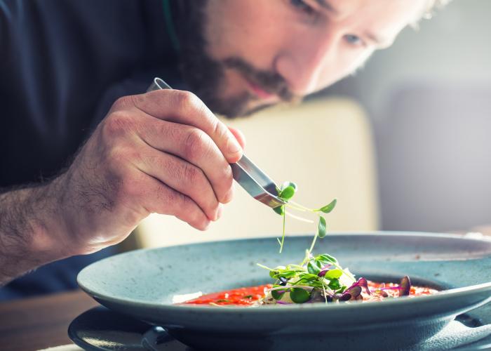 INFA Second de cuisine (H/F)