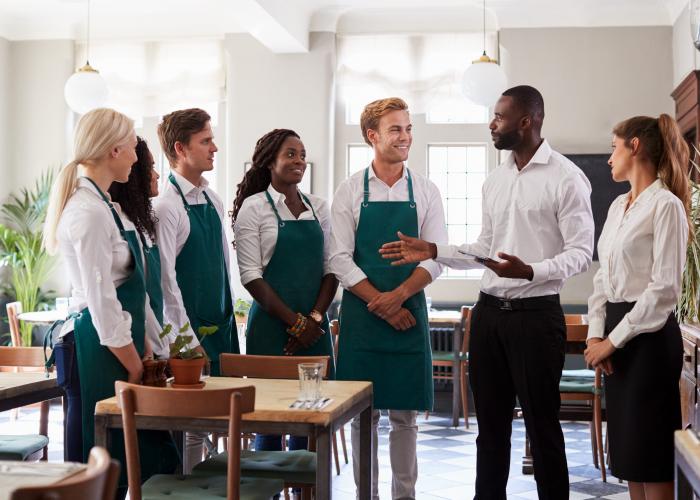 INFA Chef de rang (H/F) Bac pro en Apprentissage à Gouvieux Chantilly