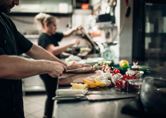 INFA Commis de cuisine (H/F) Titre à finalité professionnelle en Individuel à Gradignan