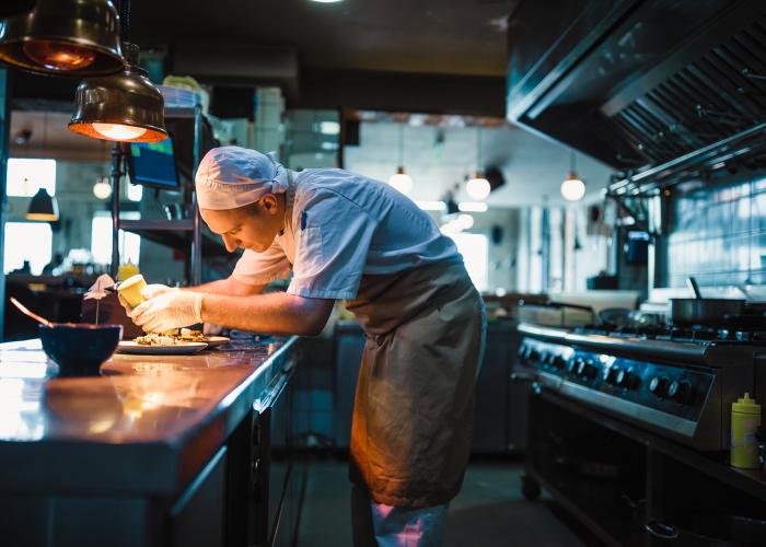 INFA Cuisinier (H/F) CAP en Apprentissage à Gradignan