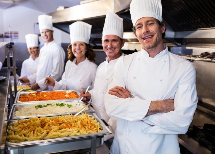 INFA Cuisinier en restauration collective (H/F)