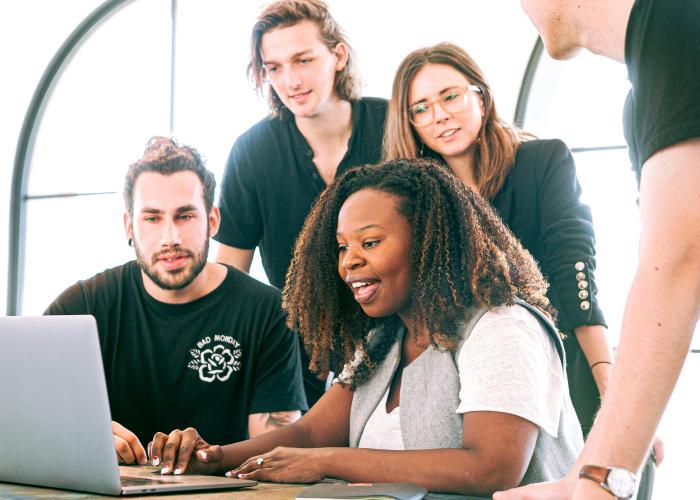 INFA Orientation métiers du numérique