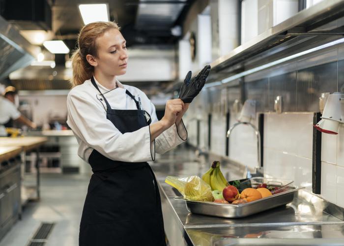 INFA Hygiène alimentaire en restauration commerciale