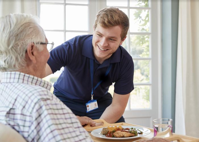 INFA Participer aux soins d'hygiène, de confort et de bien-être de la personne âgée