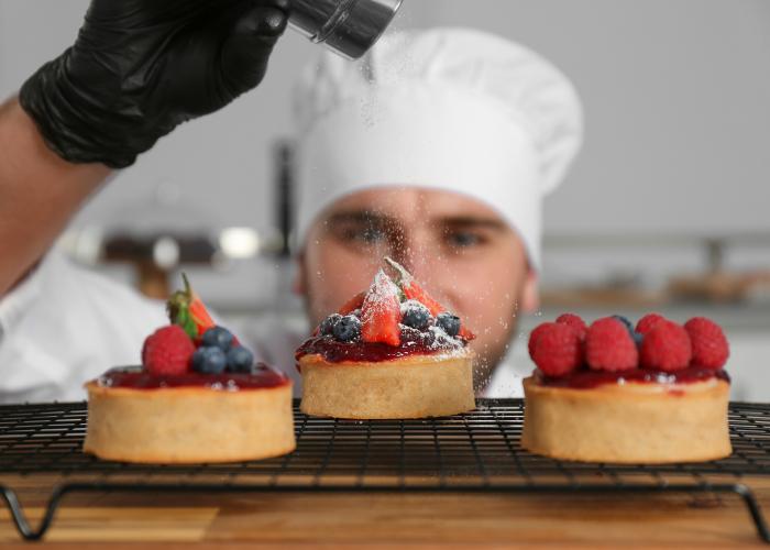 INFA Cuisinier en Desserts de Restaurant (H/F)