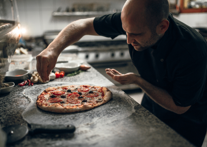 INFA Pizzaiolo (H/F) CQP en Apprentissage à Gouvieux Chantilly