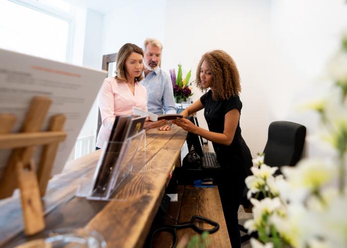 INFA Réceptionniste en hôtellerie de plein air (H/F) Titre professionnel en Apprentissage à Gradignan